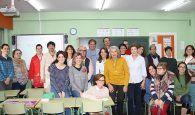 """Los profesionales del Centro de Salud """"Cuenca III"""" realizan actividades de promoción de la salud en el Colegio """"San Fernando"""" de Cuenca"""