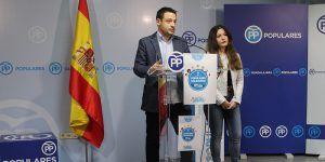 NNGG Guadalajara presenta la campaña Populares Solidarios con dos importantes novedades que contemplan el acompañamiento a mayores y talleres dirigidos a personas en riesgo de exclusión