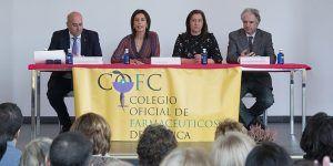 El Colegio Oficial de Farmacéuticos de Cuenca celebra los actos en honor a su patrona