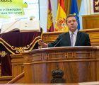 """Page destaca la calidad democrática de España y lamenta el """"mercadeo territorial"""" en el que se ha convertido el Congreso"""