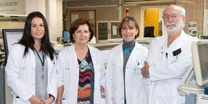Un trabajo del Hospital de Guadalajara que relaciona la urticaria crónica con una disfunción tiroidea, distinguido en el Congreso Nacional del Laboratorio Clínico