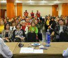 Unas cien personas asisten al encuentro anual de voluntario de Cruz Roja Cuenca