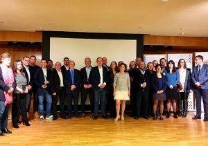 Alberto Rojo anuncia que el Ayuntamiento recuperará en 2020 el convenio con la Asociación de la Prensa