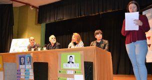 Alumnado de Guadalajara homenajea a las víctimas del Holocausto en el día de su conmemoración