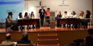 Alumnado de los IES Buero Vallejo y Leandro Fernández de Moratín protagoniza la primera cita de la tercera edición de la Liga de Debate