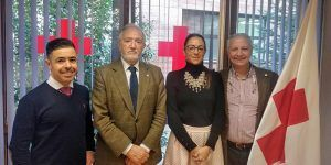 Banco Mediolanum recauda 4.220 euros para proyectos sociales de Cruz Roja
