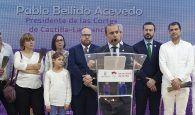 """Bellido invita a visitar Guadalajara """"con el objetivo altruista de hacer más felices a quienes vengan"""""""
