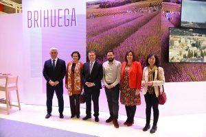 Brihuega acude a FITUR un año más con stand propio, con el Turismo como apuesta de inversión sostenible