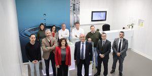 CEOE-Cepyme Guadalajara visita, junto al alcalde de Cabanillas, Mixer&Pack con motivo de su nueva planta de producción