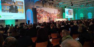 Cuenca participa con el Urban Forest en el Foro de las Ciudades 2020 que se celebra en Oporto