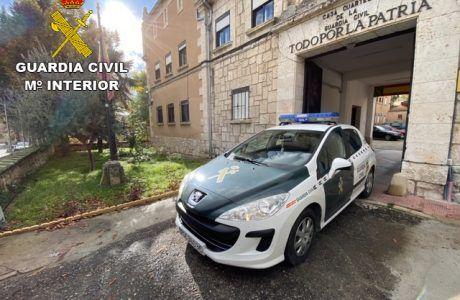 Detenida una persona en Brihueha tras disparar a un vecino con una escopeta por una deuda de 150 euros