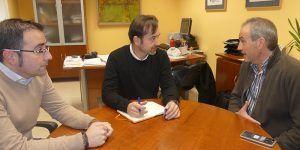 El Ayuntamiento de Cuenca y la Asociación de Libreros colaborarán para dinamizar el sector
