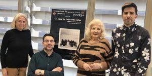 El Ayuntamiento de Guadalajara entrega a COCEMFE la recaudación de la obra de teatro del Moderno organizada por la Asociación Libros y Más
