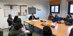 El Ayuntamiento de Guadalajara explica a las familias los motivos de los fallos en las calderas del colegio de La Muñeca