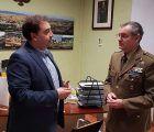 El Ayuntamiento de Huete organiza un Acto de Homenaje a la Bandera de España