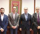 El cónsul general de Marruecos en España visita el Ayuntamiento de Cabanillas