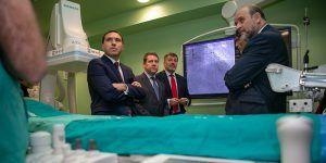 El Gobierno regional destinará alrededor de 30 millones de euros al equipamiento del nuevo hospital de Cuenca