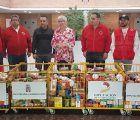 """El Naviguad de la Diputación recoge 1.665 """"Kilos Solidarios"""" para Cruz Roja de Guadalajara"""