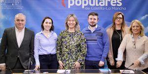 El PP-CLM denuncia que Castilla-La Mancha es una de las Comunidades Autónomas que más presión fiscal soporta por culpa de los Gobiernos socialistas de Sánchez y Page
