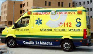El PP de Cuenca denuncia que la UVI móvil del 112 ha estado cuatro días de Navidad sin médico de traslado