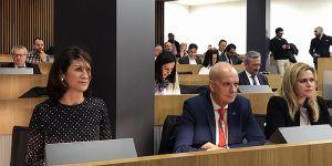 El subdelegado del Gobierno en Cuenca asiste al Foro de Inversión 'Invierte en Cuenca, un valor de futuro' celebrado en Madrid