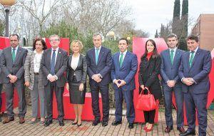 Eurocaja Rural asiste al XXV Aniversario de la Agrupación Universitaria de Talavera de la Reina