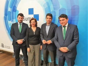 Eurocaja Rural facilita el anticipo de su recaudación a los ayuntamientos de Alicante