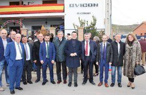 Eurocaja Rural felicita a AVICON en la festividad de su patrón, San Antón