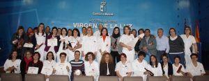 La Gerencia del Área Integrada de Cuenca entrega los premios del concurso de belenes y decoración navideña