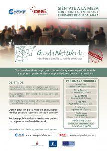 Guadanetwork prepara seis nuevos encuentros para el primer semestre de 2020