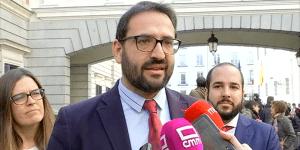 Gutiérrez denuncia el escrache del PP y asegura que no sólo roza lo inmoral, es lo contrario a lo que exigen los ciudadanos