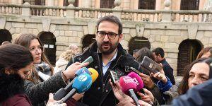 Gutiérrez denuncia que es un insulto a Castilla-La Mancha la PNL de VOX a favor del travase y pide al PP consensuar una posición urgente
