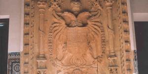 La antigua puerta del mercado, primer 'Detalle monumental' en Guadalajara del año 2020