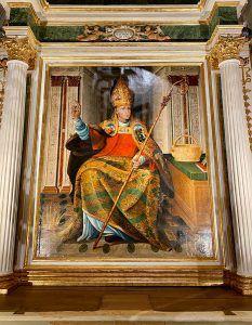 La Capilla de San Julián del Arcipreste Barba de la Catedral de Cuenca abre tras su restauración