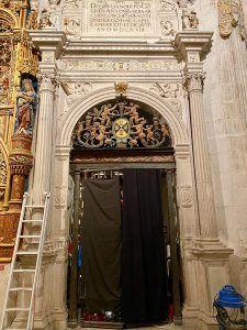 La Catedral de Cuenca se dispone a la celebración de la Solemnidad de San Julián