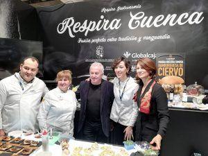 La chuleta del restaurante Essentia, uno de los platos fuertes del segundo día de Diputación de Cuenca en Madrid Fusión