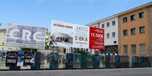 La empresa concesionaria del parking de Astrana Marín se pronuncia siempre plantearon como imprescindible eliminar los aparcamientos ilegales