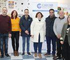 La ganadora del premio de los 1.500 euros del Doble, Doble de Navidad realiza sus compras en 11 de los comercios asociados