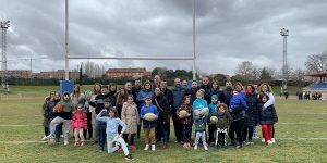 La Junta agradece al Club de Rugby Guadalajara su labor de promoción de la actividad física y el deporte inclusivo en la provincia