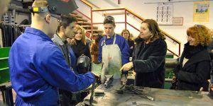 La Junta destinará más de 2,6 millones de euros para el desarrollo de la FP Dual y la formación, el perfeccionamiento y la movilidad del profesorado de FP