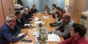 La nueva Junta Directiva de ADAC reelige a Vicente Hita como presidente con el objetivo de luchar contra la despoblación