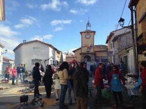 La octava edición del concurso de comida de puchero inicia la programación de la Fiesta de las Candelas en Arbancón