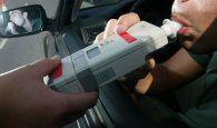La Policía Local de Guadalajara detiene a un conductor con un triste récord: nadie hasta ahora ha dado un positivo por alcoholemia más alto