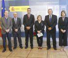 La técnico de riesgos tecnológicos de la Subdelegación del Gobierno de Guadalajara recibe la Medalla al Mérito de Protección Civil