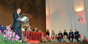 La UCLM recibe la Medalla de Oro de la Ciudad de Toledo