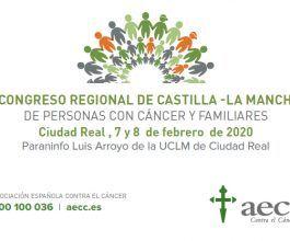 Las Juntas Provinciales de la Asociación Española Contra el Cáncer en Castilla La Mancha organizan su I Congreso Regional de personas con cáncer y familiares