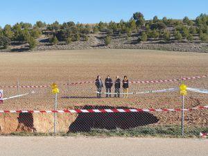 Los técnicos del Instituto Geológico y Minero visitarán la dolina de Arcas y Villar de Olalla a través del convenio con la Diputación de Cuenca