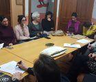 Los trabajadores de las Escuelas Municipales de la Cotilla trasladan al Ayuntamiento de Guadalajara sus necesidades