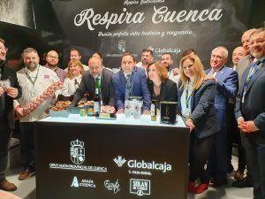 """Martínez Chana """"Hoy es el inicio de una larga relación entre la Diputación y Madrid Fusión, ya que estaremos en futuras ediciones"""""""