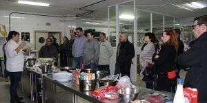 """Medio centenar de cocineros profesionales participan en Guadalajara en los cursos """"Cocinar con trufa negra"""""""